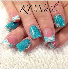 new simple acrylic nail designs ideas with pictures 2015