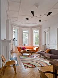 Armchair Books House Interior Floor Color And Of Course A Fig Tree In Modern