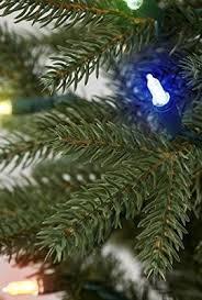 ge 12 ft artificial aspen fir pre lit led easy light technology