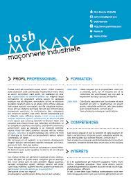 Resume Espanol Cv Original Atypique Cv Resume Pinterest
