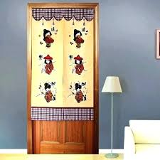 Curtains As Closet Doors Curtain For Bedroom Door Best Curtains For Doors Ideas On Curtains