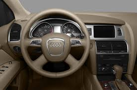 Audi Q7 Inside 2010 Audi Q7 Price Photos Reviews U0026 Features