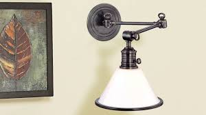 functional u0026 stylish lighting swing arms and wall lamps youtube