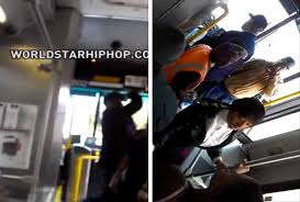 Uppercut Meme - bus driver uppercuts disrespectful woman video