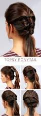 best 25 ponytail hairstyles tutorial ideas on pinterest easy
