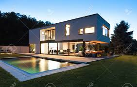 Home Modern Luxury Home Stock Photos U0026 Pictures Royalty Free Luxury Home