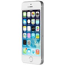 Telefon Mobil Apple Iphone 5c Amazon Com Apple Iphone 5s 16gb Silver Gsm Unlocked Certified