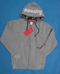 supreme hoodie ebay
