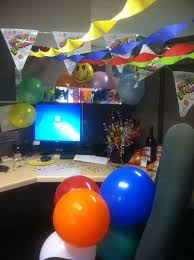 decorating coworkers desk for birthday 12 best office ecor images on pinterest offices cubicle ideas and