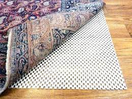 Area Rug Pad Carpet Padding Menards For Pads Area Rugs Pd R Re With Attached