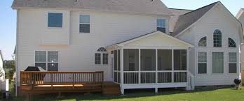 exceptional deck sunroom u0026 porch design in raleigh structurally