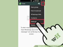 how to change the font on android 2 easy ways to change the font size on whatsapp wikihow