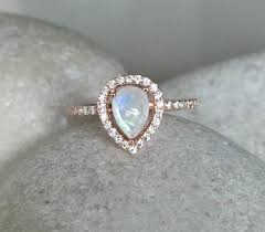 moonstone engagement rings rainbow moonstone engagement ring gold wedding ring
