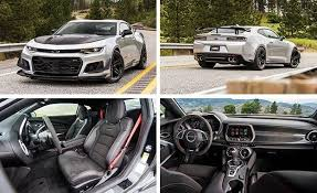 camaro zl1 colors 2018 chevrolet camaro zl1 1le drive review car and driver