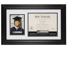 document frame black document photo frame 8 5 x 11 5 x 7 by studio décor
