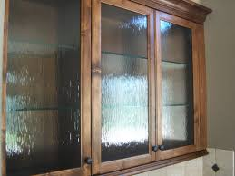 Frosted Glass Kitchen Cabinet Doors Home Depot Monsterlune - Glass kitchen cabinet door