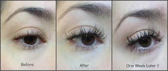 one week eyelashes pinterest makeup