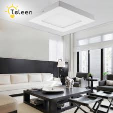 Led Spots Wohnzimmer Online Get Cheap Square Ceiling Light Aliexpress Com Alibaba Group