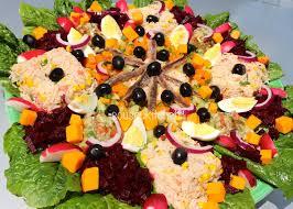 cuisine salade salad recipe recette de salade سلطة مغربية cuisine marocaine
