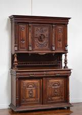 walnut original antique sideboards u0026 buffets 1900 1950 ebay