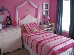 amazing teenage girls bedroom decorating ideas with white wooden
