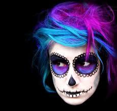 comment faire un maquillage de squelette 15 exemples de maquillages halloween pour se faire ou faire peur