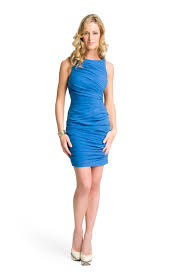 blue dress picture blue dress by tracy reese for 50 rent
