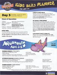 adventure ocean program compasses cruise critic message board forums