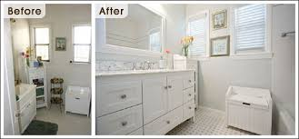 Bathroom Remodels Before And After Pictures by Bathroom Remodel Spotlight The Starks Project One Week Bath