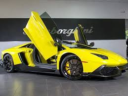 yellow lamborghini aventador for sale lamborghini aventador 50 anniversario for sale