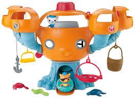 Sainsburys Halloween Voice Changer by Octonauts Octopod Playset Amazon Co Uk Toys U0026 Games