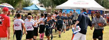 Phoenix Arizona Flag Gridiron Flag Football League Valley Wide Locations Phoenix