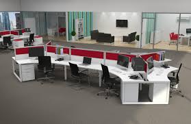 Modern Workstation Desk by Office Workstations Office Spaces And Modern Office Design On
