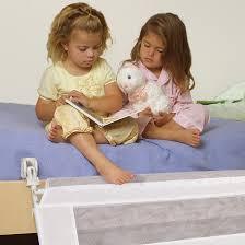 Dexbaby Safe Sleeper Convertible Crib Bed Rail Safety Dex Baby