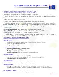 employment certificate with salary new zealand visa u2013 pan pacific travel