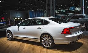 big d volvo 2018 volvo s90 stretches out news car and driver