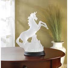 lighted unicorn figurine wholesale at koehler home decor