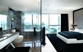 chambre salle de bain ouverte chambre avec salle de bain chambre salle de bain ouverte salle de