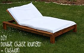 Diy Chaise Lounge Make Me A Quilt Diy Chaise Lounger And Cushion
