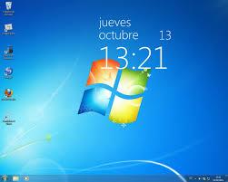 bureau windows 8 windows 8 clock windows télécharger