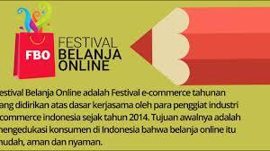 introduction festival belanja