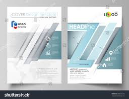 business templates brochure magazine flyer booklet stock vector