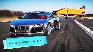 audi costly car most expensive audi cars in the