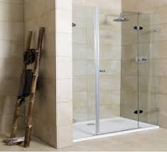 Shower Doors Basco Bathtub Shower Doors Glass Semi Frameless Forwardcapital Basco
