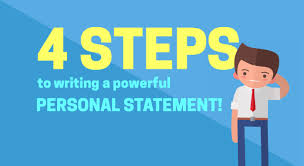 steps on writing a resume how to write a powerful personal statement youtube