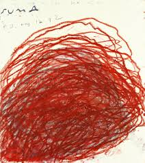 twombly cy fine arts artists the red list