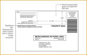 return label template domestic mail manual s923 merchandise