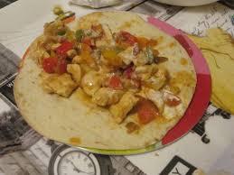 le marmiton recettes de cuisine recette fajitas de poulet je n achèterai plus de sauce toute prête