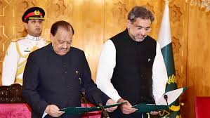 The Presidential Cabinet Presstv New Cabinet Maintains Most Of Sharif U0027s Allies