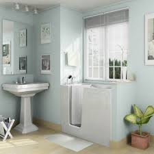 bathroom remodeling small bathroom with corner bathtubs design